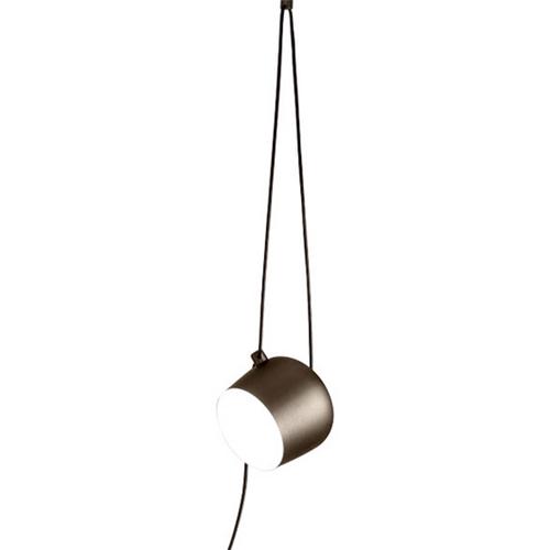 aim pendelleuchte mit stecker flos. Black Bedroom Furniture Sets. Home Design Ideas
