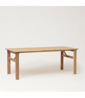 Damsbo Dining Table Form and Refine