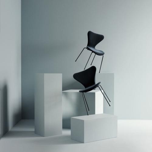 serie 7 velvet lala berlin x fritz hansen. Black Bedroom Furniture Sets. Home Design Ideas