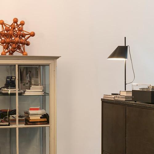 Yuh tischleuchte louis poulsen gamfratesi for Design produkte shop