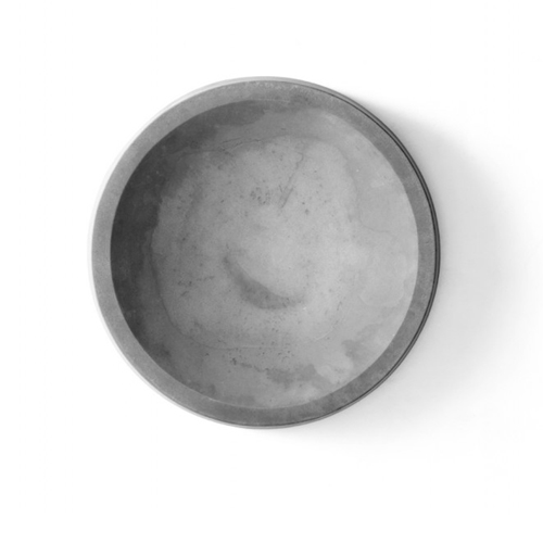 circular bowl zement menu. Black Bedroom Furniture Sets. Home Design Ideas