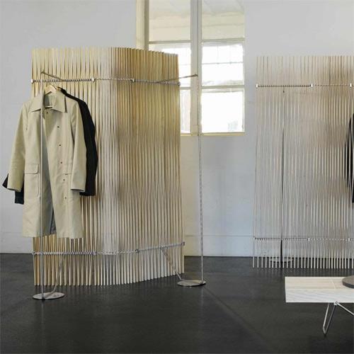 paravent lamellen perfect paravent istanbul raumteiler. Black Bedroom Furniture Sets. Home Design Ideas