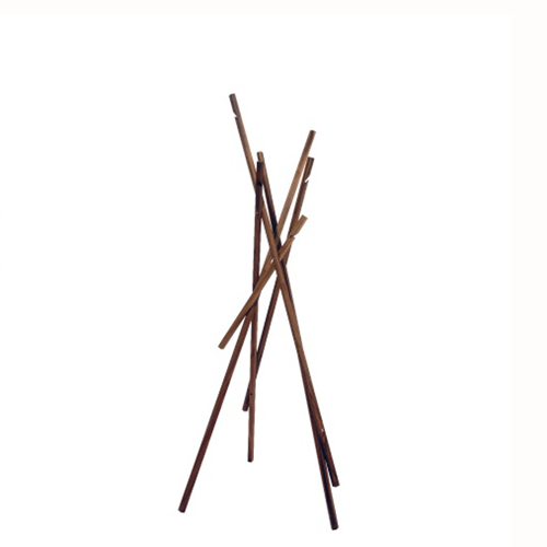 Sticks garderobe schoenbuch for Garderobe nussbaum schwarz