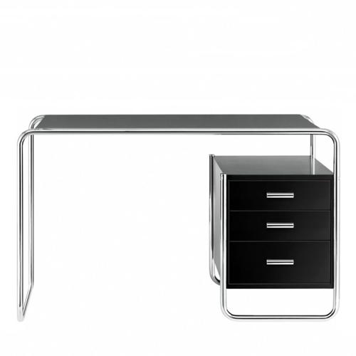 schreibtisch s 285 marcel breuer thonet. Black Bedroom Furniture Sets. Home Design Ideas