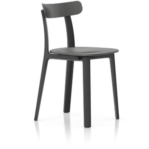 all plastic chair jasper morrison vitra. Black Bedroom Furniture Sets. Home Design Ideas