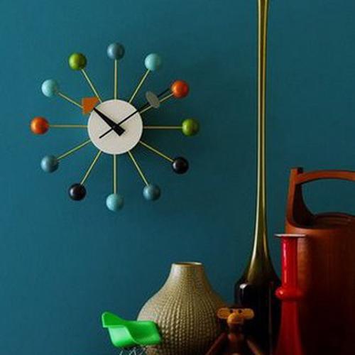 Ball clock for Design produkte shop