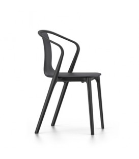 Belleville Chair Leder Bouroullec Vitra