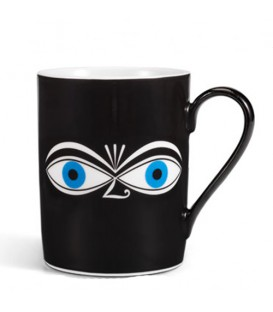 Coffee Mugs Girard Vitra black beauty