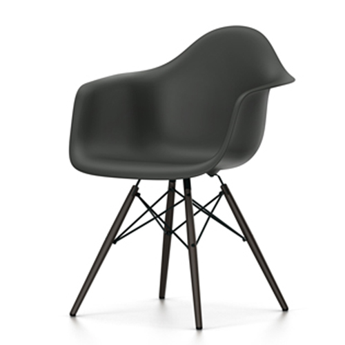 eames armchair daw vitra black beauty. Black Bedroom Furniture Sets. Home Design Ideas