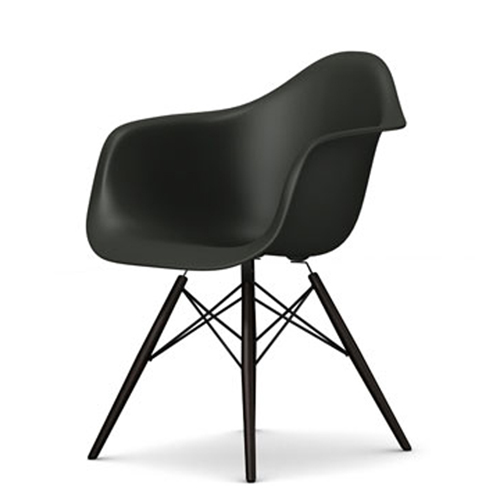 eames plastic armchair daw. Black Bedroom Furniture Sets. Home Design Ideas