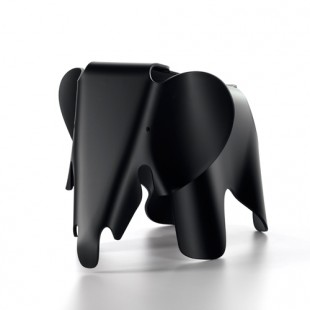 Eames Elephant Vitra black beauty