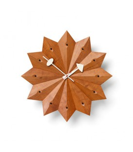 Fan Clock George Nelson Vitra