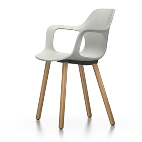 hal armchair wood vitra. Black Bedroom Furniture Sets. Home Design Ideas