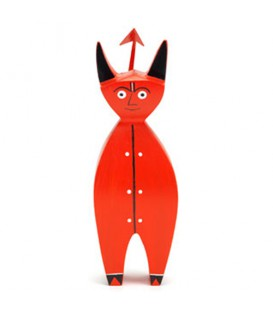 Little Devil Wooden Doll Vitra