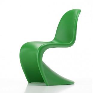 panton chair summer green. Black Bedroom Furniture Sets. Home Design Ideas
