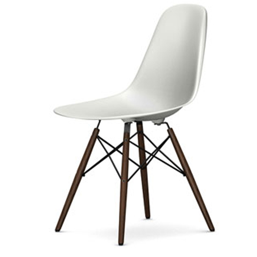 eames side chair dsw. Black Bedroom Furniture Sets. Home Design Ideas