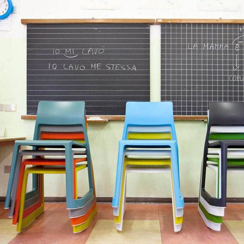 stuhl tip ton vitra. Black Bedroom Furniture Sets. Home Design Ideas