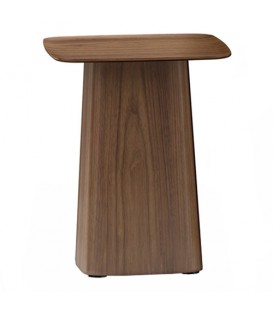 Vitra Wooden Side Table Nussbaum
