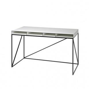 Schreibtisch wogg 54 caro for Schreibtisch klein schwarz