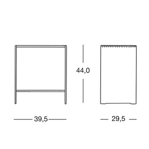 ulmer hocker max bill. Black Bedroom Furniture Sets. Home Design Ideas