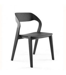 Mixis Chair Stuhl black beauty Crassevig